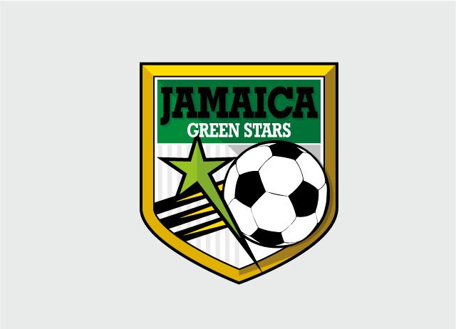 jamaica, logo, soccer