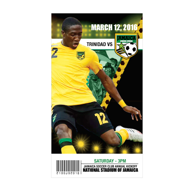 Jamaica Soccer, Barefoot-creations