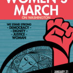 Washington March Poster