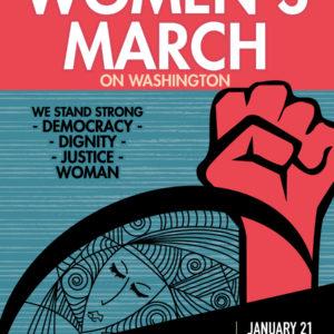 Washington March Poster